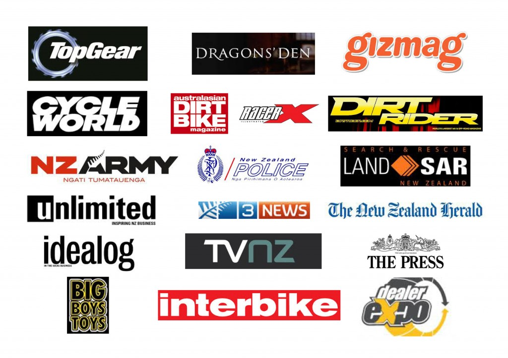 FX Bikes reviewers testers and trade shows