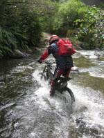 fx bikes river crossing