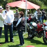 Miguel Galluzzi, designer of the original Ducati Monster